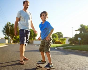 For Kids: Aula de Iniciação de Skate | 1 ou 2 Pessoas | Matosinhos