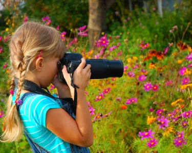 Workshop de Iniciação à Fotografia p/ Crianças | 6 aos 17 Anos | 4h
