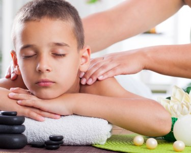 Recarregar Baterias! Massagem Relaxante p/ Crianças   Templo de Gaya