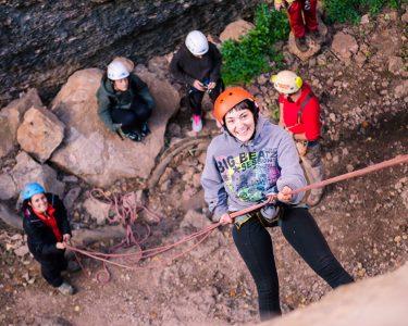 Teste os Seus Limites! Rappel no Cabo Espichel | 1 ou 2 Pessoas