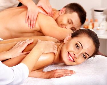 Massagem Balinense & Relaxamento para Dois | Aromas do Deserto