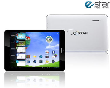 Tablet eSTAR Mini Quad Core 7.85' 3G | 8GB