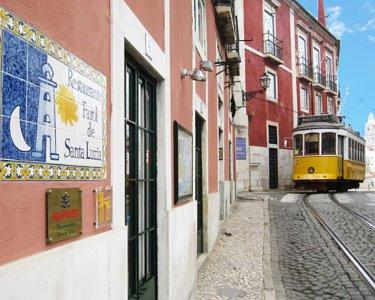 Farol de Santa Luzia | Jantar para Dois no Miradouro das Portas do Sol
