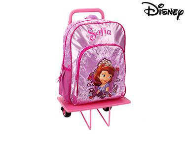 Mochila com Trolley 38 cm | Princesa Sofia Bird