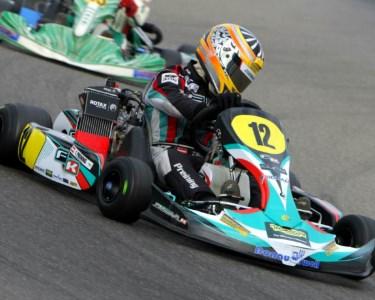 Adrenalina a Fundo num Kart de Competição! Kartódromo de Braga