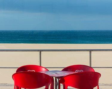Sol & Praia em Carcavelos | Menu para Dois no Wave Garden Beach Club