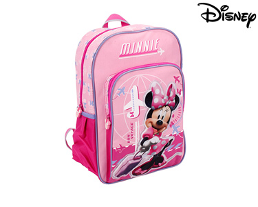Mochila Adaptável 38 cm Minnie | Bon Voyage