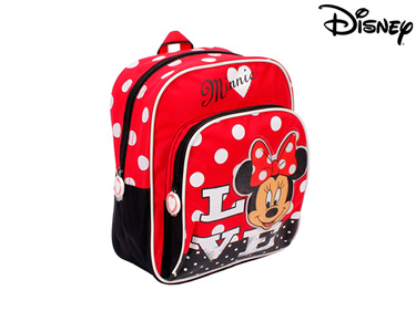 Mochila 27 cm Minnie | Sweet Red
