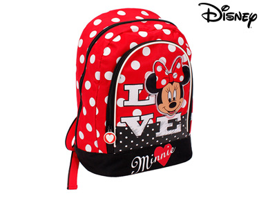 Mochila Casual 33 cm Minnie | Sweet Red