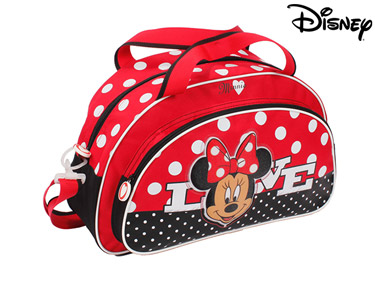 Saco Desporto 39 cm Minnie | Sweet Red