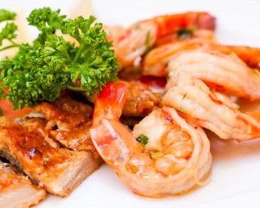 Sabores do Mar nos Salpicos Selvagens | Jantar a 2 ou 4 Pessoas