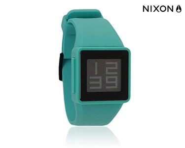 Relógio Nixon | Newton Digital Black and Teal