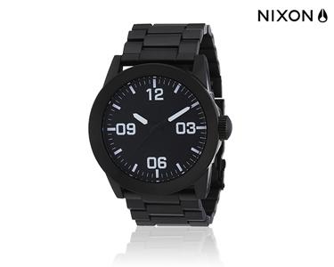Relógio Nixon Private SS | All Black