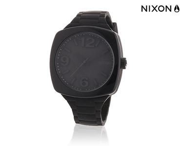 Relogio Nixon Dial Black