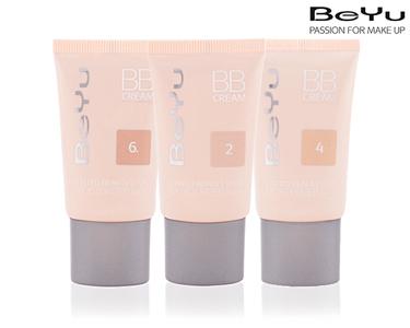 Creme Hidratante com Cor Beyu® | Escolha a Cor