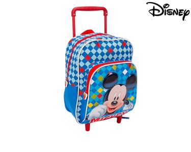 Mini Mochila Trolley 29 cm   Mickey Color Diamond