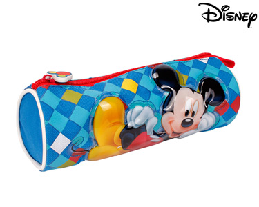 Estojo Redondo   Mickey Color Diamond