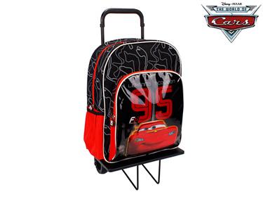 Cars Disney®   Mochila com Trolley 41 cm