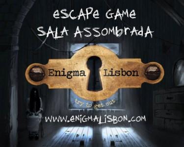 Enigma Lisbon | Conseguirá Escapar? Aceite o Desafio! Até 5 Pessoas