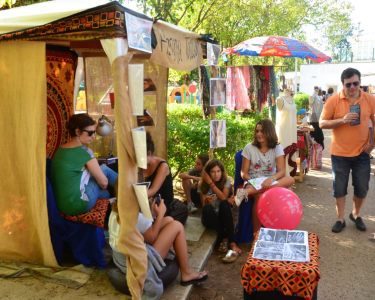 Be Happy! Feira Alternativa de Lisboa de 4 a 6 de Setembro | 4 Pessoas