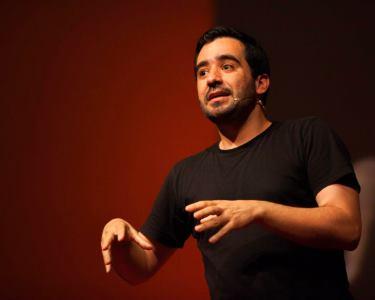 «Dá-me 5 Minutos» - Storytelling com Jorge Crespo | Bilhete Duplo