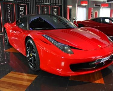 Ao Volante de um Ferrari 458 ou Lamborghini Gallardo | Local a Combinar | 1h10