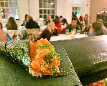 Sushi Experience em Guimarães | Temakis c/ 34 Peças & Bebida a Dois