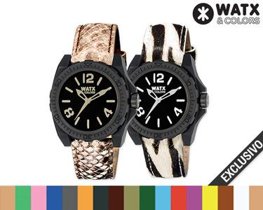 Relógio Watx & Colors® Women | Escolha o Seu