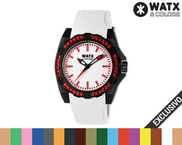 Relógio Watx & Colors® com Cristais