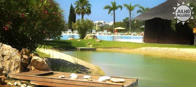 Verão no Algarve! 1 a 7 Noites c/ Tudo Incluído | Yellow Alvor Garden 4*
