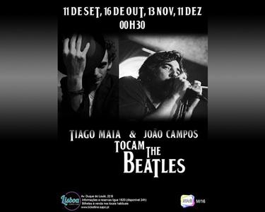 Tiago Maia e João Campos tocam «The Beatles» | Lisboa Comedy Club