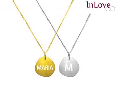 Fio e Medalha Personalizados | In Love