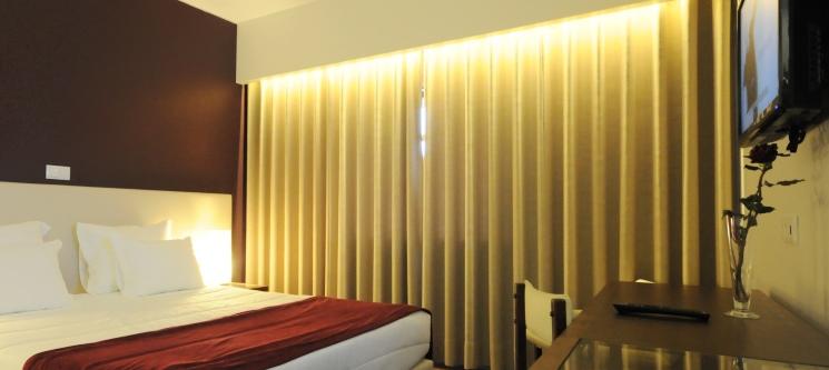 Recanto a Dois em Viana do Castelo! 1 ou 2 Nts c/ Piscina Interior no Hotel Rali Viana