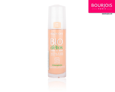 Base Líquida Bourjois® Bio Détox | Escolha a Cor
