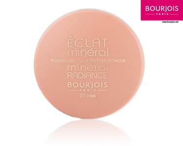 Pó Prensado  Bourjois® Éclat Mineral | 07 Bronze
