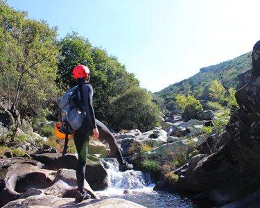 Programa na Natureza a Dois: Caminhada Aquática pelo Rio Louredo