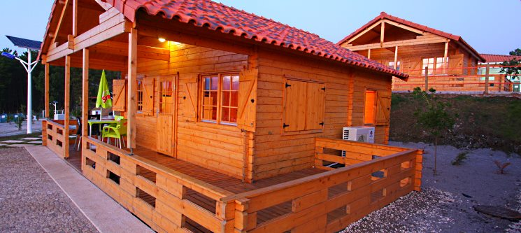 Bungalow in Love 4*! 1 ou 2 Noites no NaturWaterPark