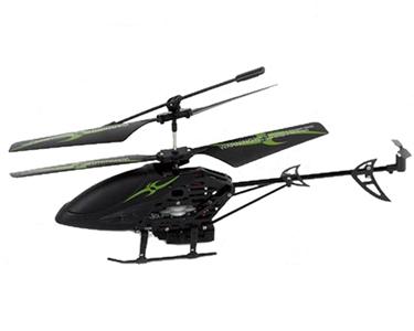 Helicóptero Gyro Telecomandado com Câmara