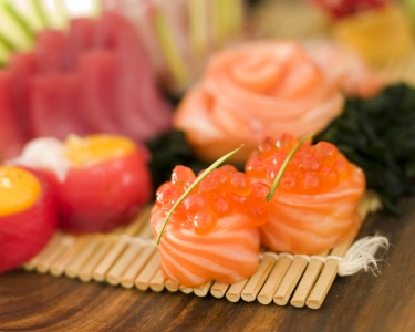 Workshop Especial Sashimi + Jantar & Bebidas + Diploma | Estoril