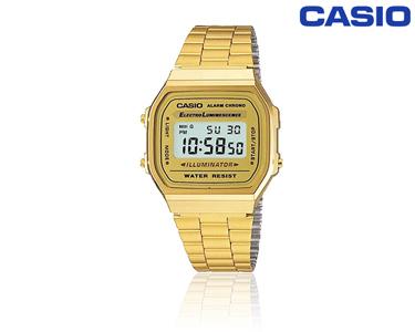 Relógio Casio® Dourado