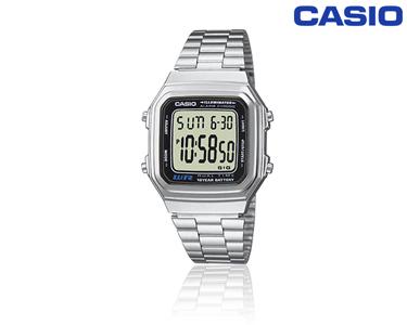 Relógio Casio® Prateado