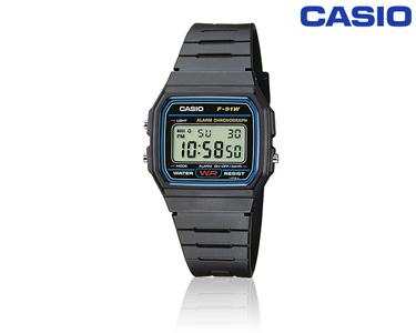 Relógio Casio® Classic Preto