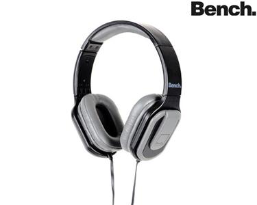 Headphones Stereo Bench Beat | Cores à Escolha