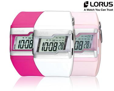 Relógio Lorus® para Mulher | Cores à Escolha