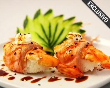 Honorato Sushi | Pegue nos Pauzinhos! Sushi Experience a 2 | Restelo