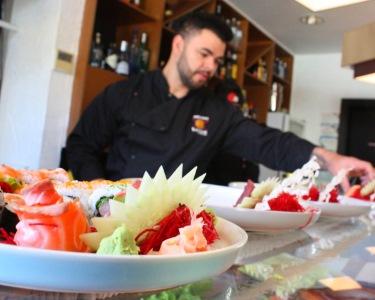 Pegue nos Pauzinhos! Sushi Experience a 2 no Honorato Sushi | Restelo