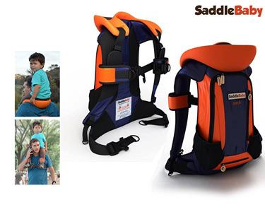 Saddle Baby | Transporte o Seu Filho de Forma Divertida e Segura