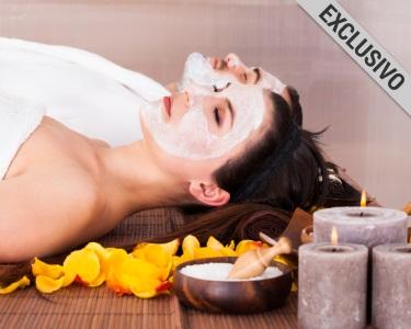 Spa Facial a Dois ! Microdermoabrasão + Terapia Oxigénio | 4 Locais