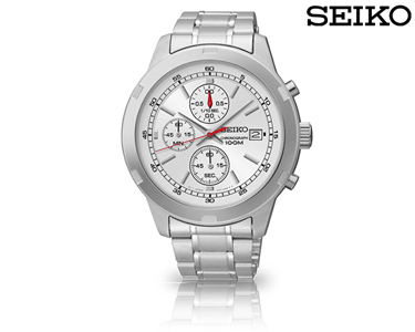 Relógio Seiko® | Modelo SKS417P1