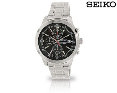 Relógio Seiko®   Modelo SKS421P1
